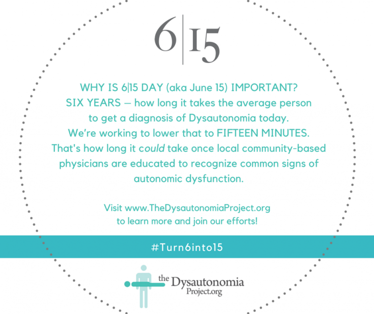 the dysautonomia project