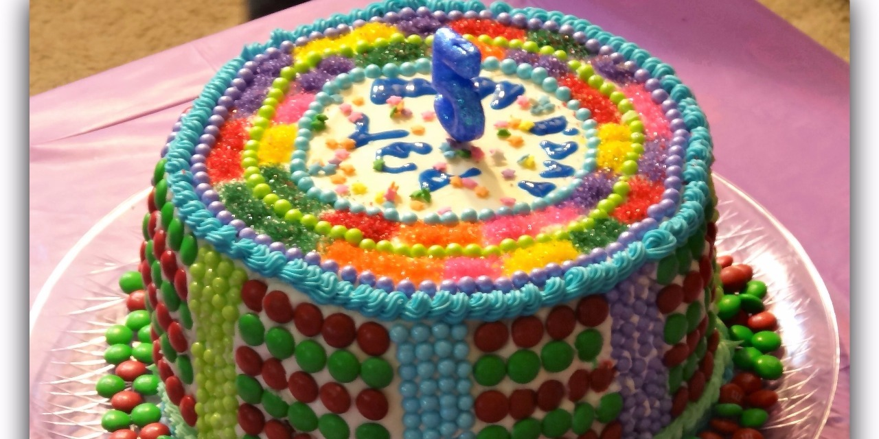 Making Birthday Cakes For My Son On The Autism Spectrum The Mighty