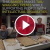 'This Bakery Makes Tail Wagging Treats While Supporting Those With Intellectual Disabilities'