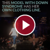 madeline stuart walks new york fashion week with 21 reasons why