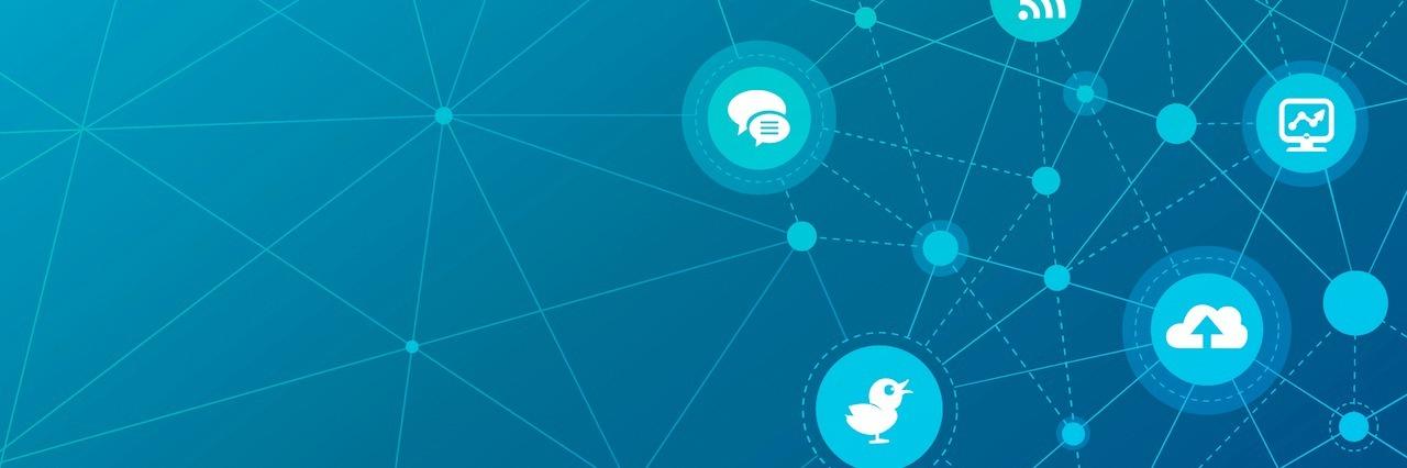 logos for social media platforms