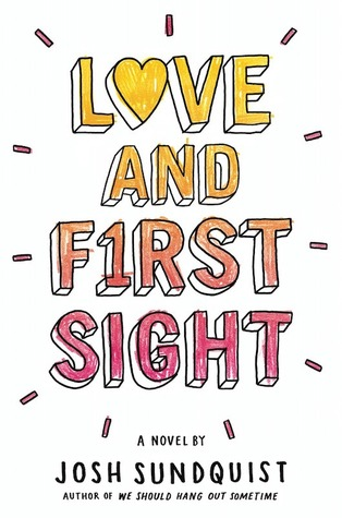 Love and First Sight book cover.