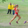 competitive distance runner
