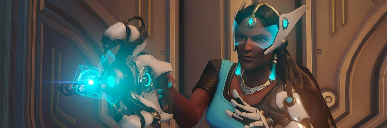 Still image of Symmetra