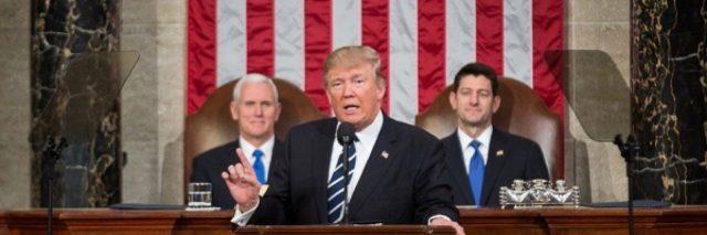 Donald Trump, Paul Ryan and Mike Pence