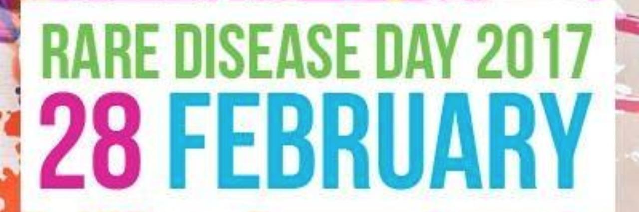 rare disease day 2017: 28 february