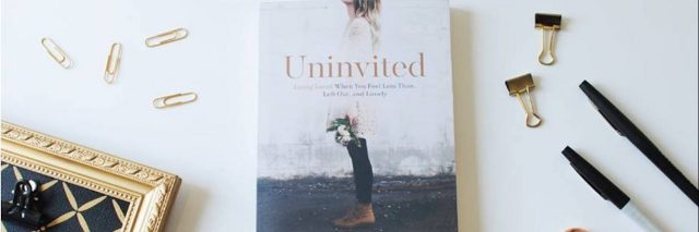 """Univited"" by Lysa TerKeurst"