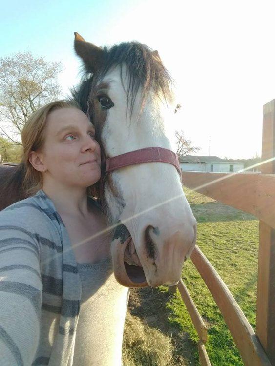Millie horse