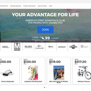 Screenshot of Alto Website