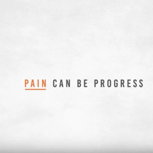 motrin ad screen shot pain can be progress