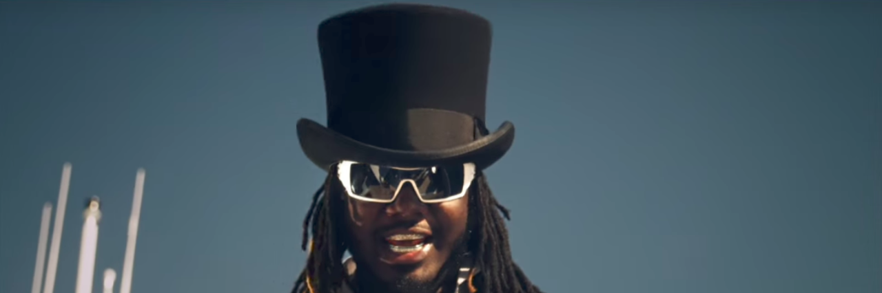 t pain on a boat