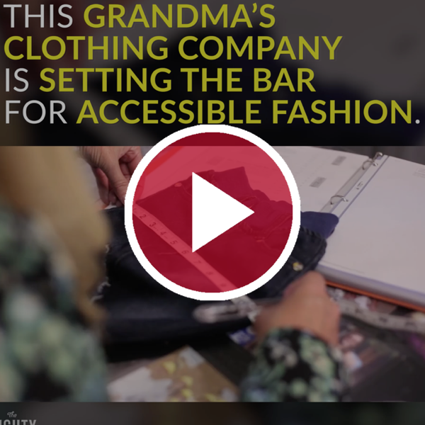 This Grandma's Clothing Company is Setting the Bar for Accessible Fashion