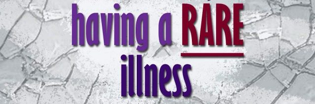 the shame of having a rare illness