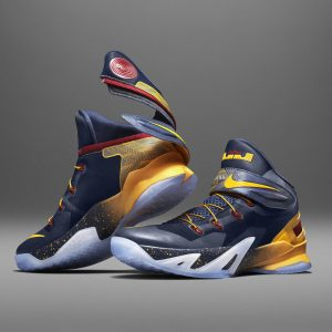 Nike Flyease shoes.