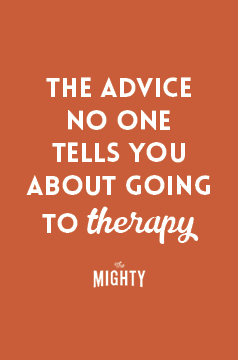 The Advice No One Tells You About Going to Therapy