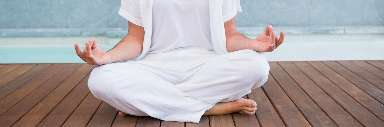 A man meditating: 29 Things