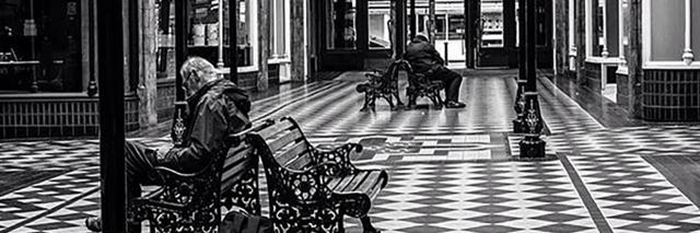 City scene photo by Clarice Bromley.
