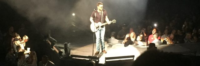 Eric Church Holdin' My Own Tour Buffalo, NY.