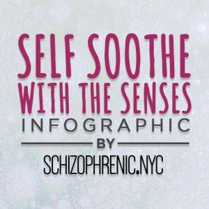 self soothe header
