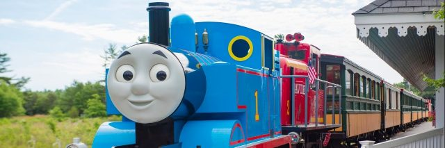 Photo of Thomas the Train