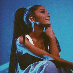 Ariana Grade at a concert