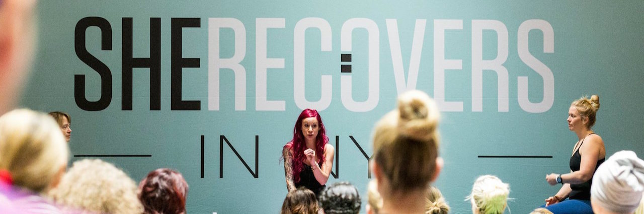 Photo from SheRecoversNYC