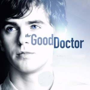 "Promotional image for ""The Good Doctor"" featuring Freddie Highmore"
