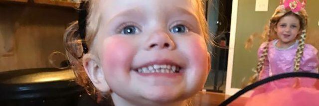 Sarah Glover's daughter.