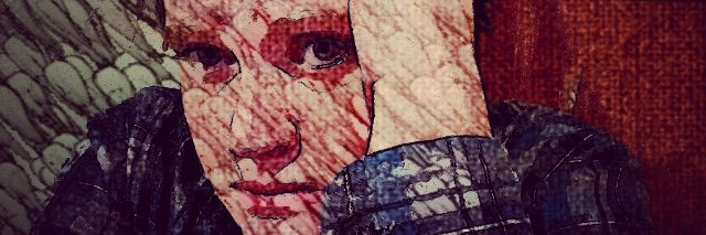 image of contributor with artistic effect looking upset