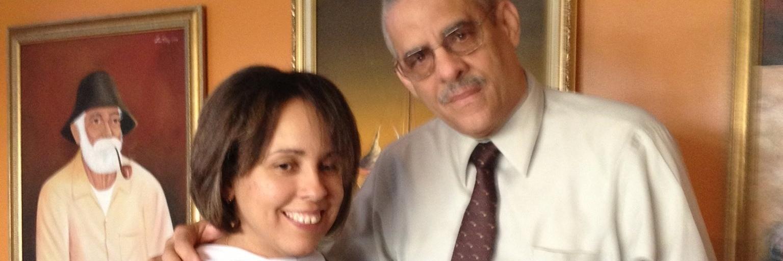 Juana and Mr. Lugo.