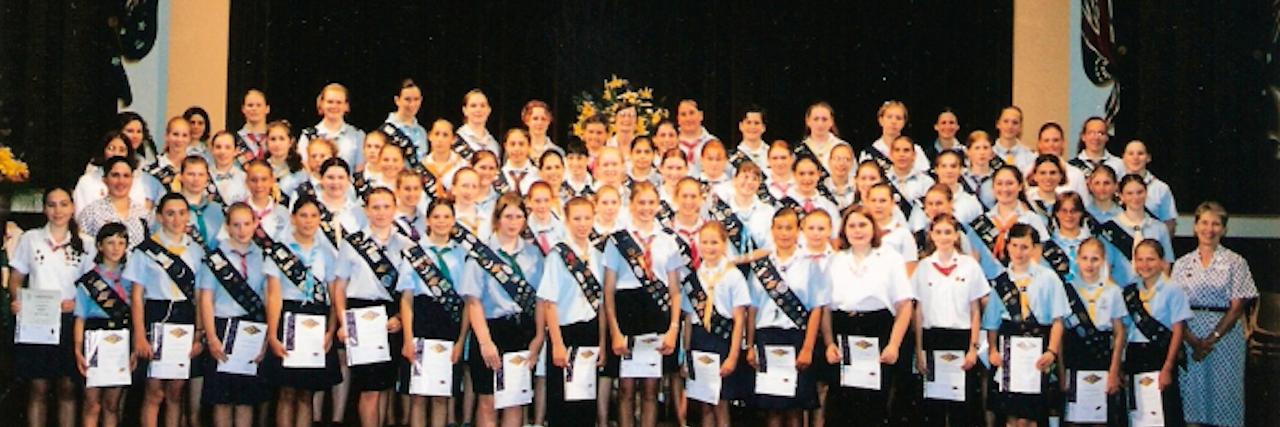 girl guide troop