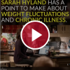 Sarah Hyland Has a Point to Make About Weight Fluctuations and Chronic Illness