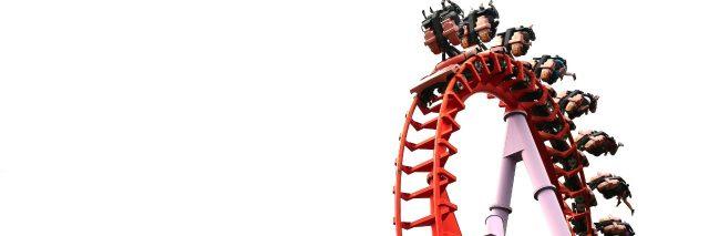 Roller coaste.