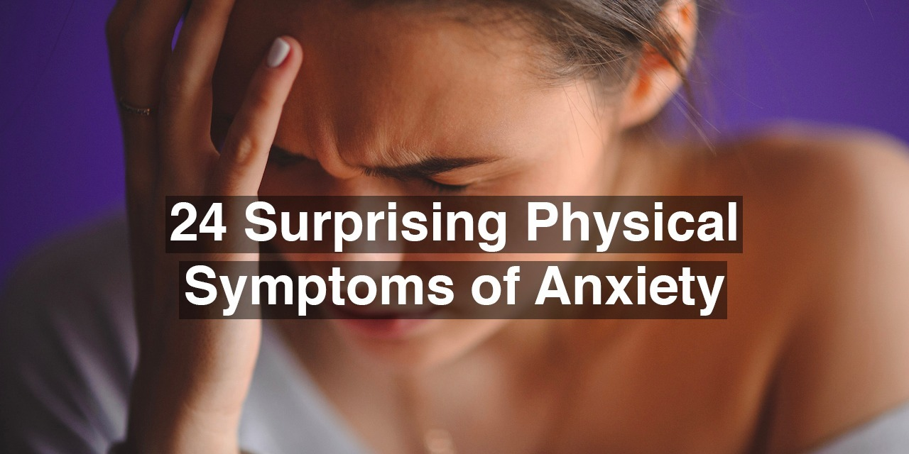 Symptoms of anxiety - Symptoms Of Anxiety 89