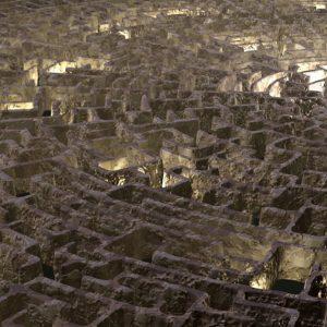 large maze