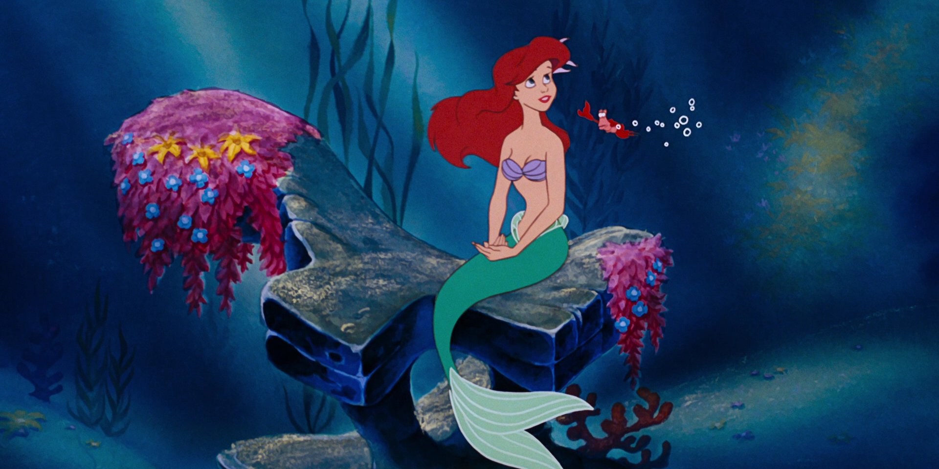 The Little Mermaid Disorder