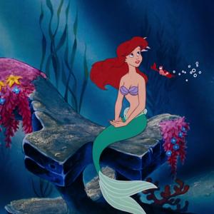 the little mermaid, princess ariel