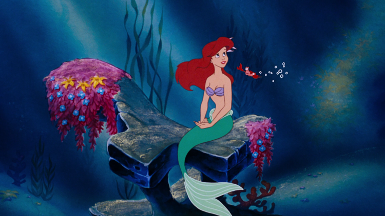 the little mermaid, princess ariel