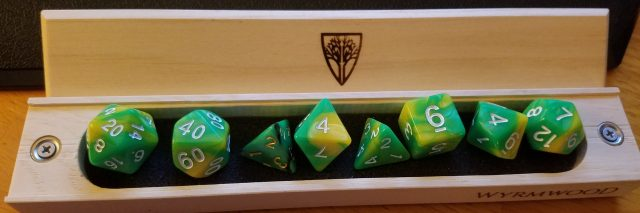 wyrmwood box from dungeons and dragons