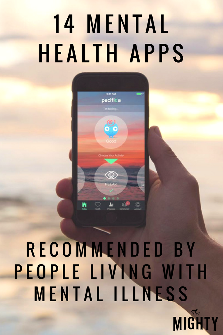 14 Mental Health Apps People Living With Mental Illnesses Recommend