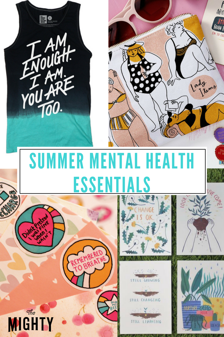 Keep Mental Health on Your Mind This Summer With These Essentials