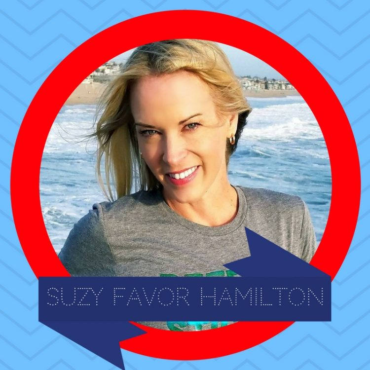 Suzy Favor Hamilton