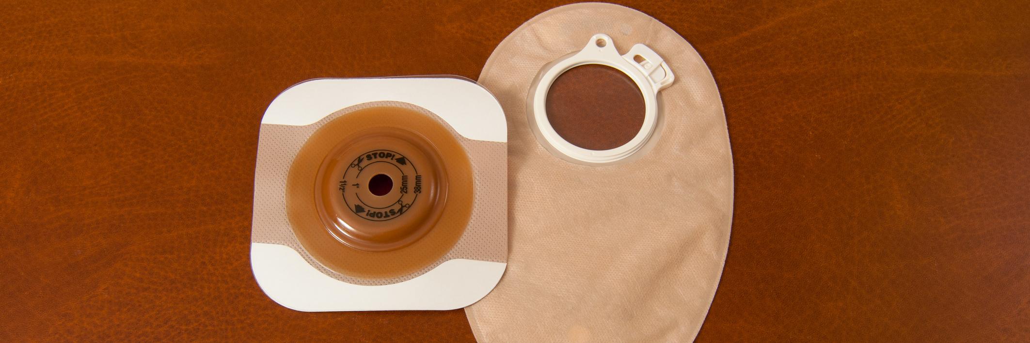 stoma bag