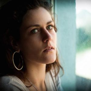 woman who looks worried