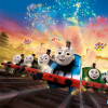 Thomas the train and his friends