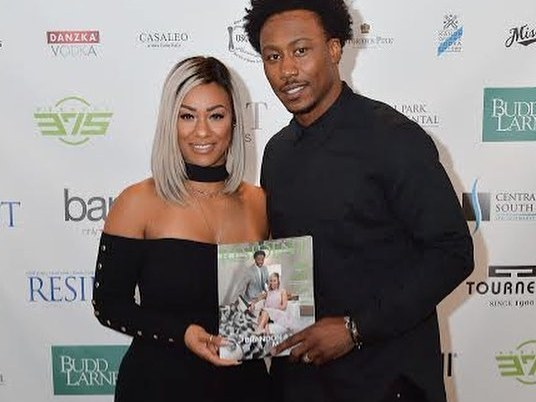 brandon marshall and machi marshall