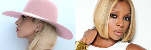 lady gaga and mary j blige
