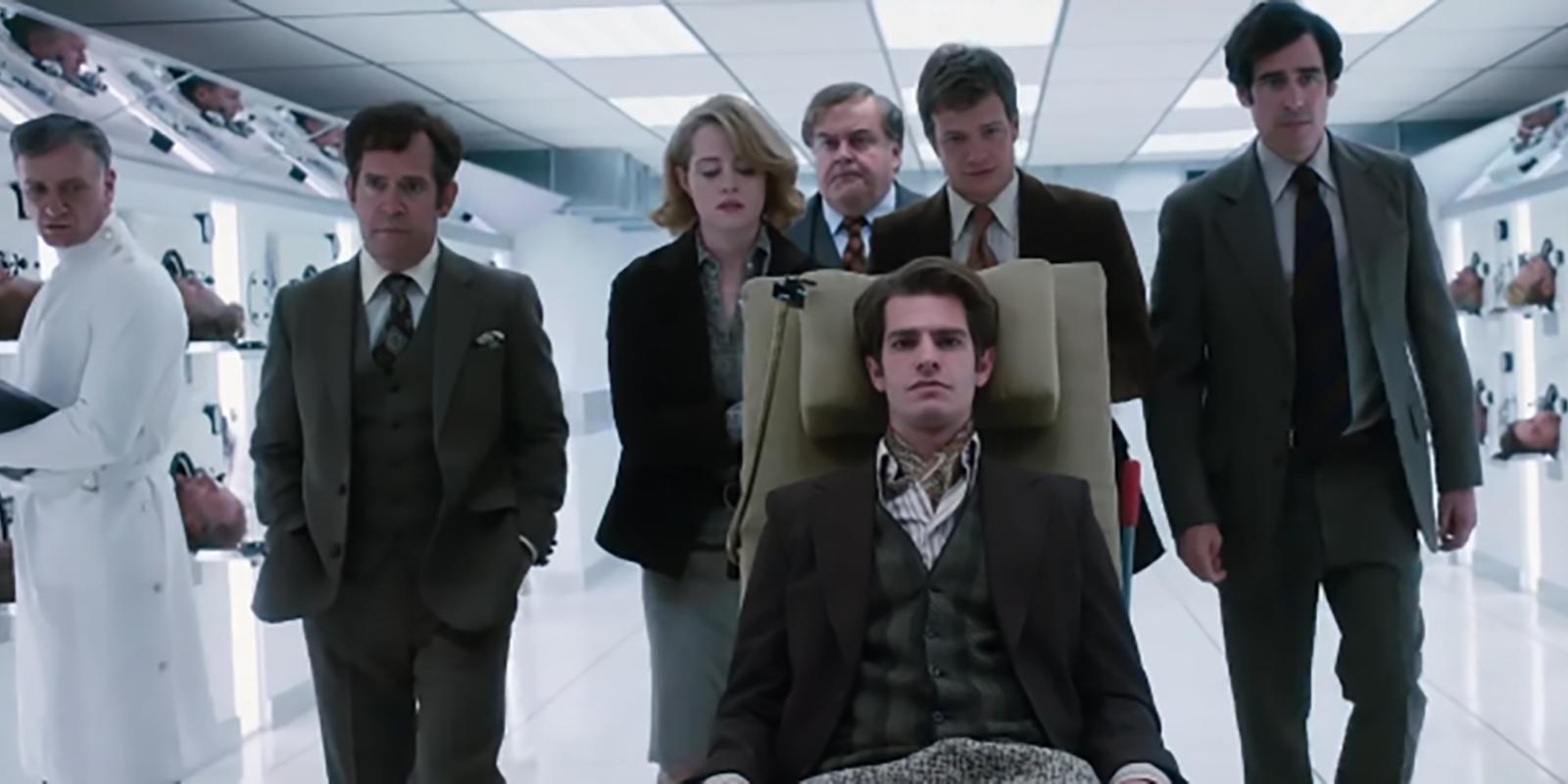 'Breathe' Trailer ... Andrew Garfield Breathe