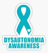 dysautonomia awareness ribbon