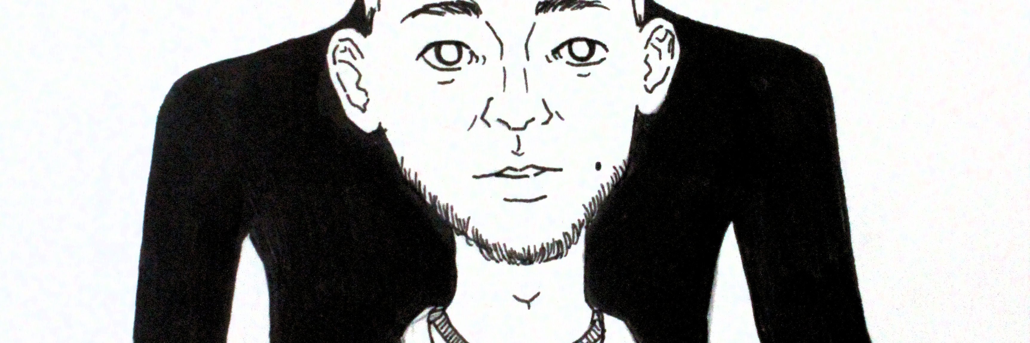 illustration of man with dark shadow lurking behind credit to janis mcmath